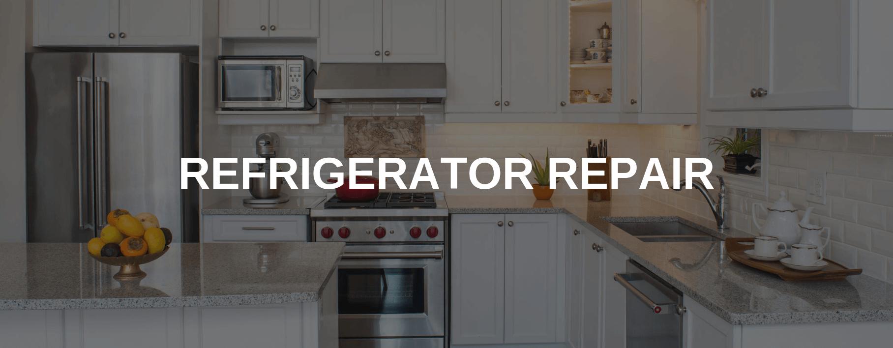 elizabeth refrigerator repair