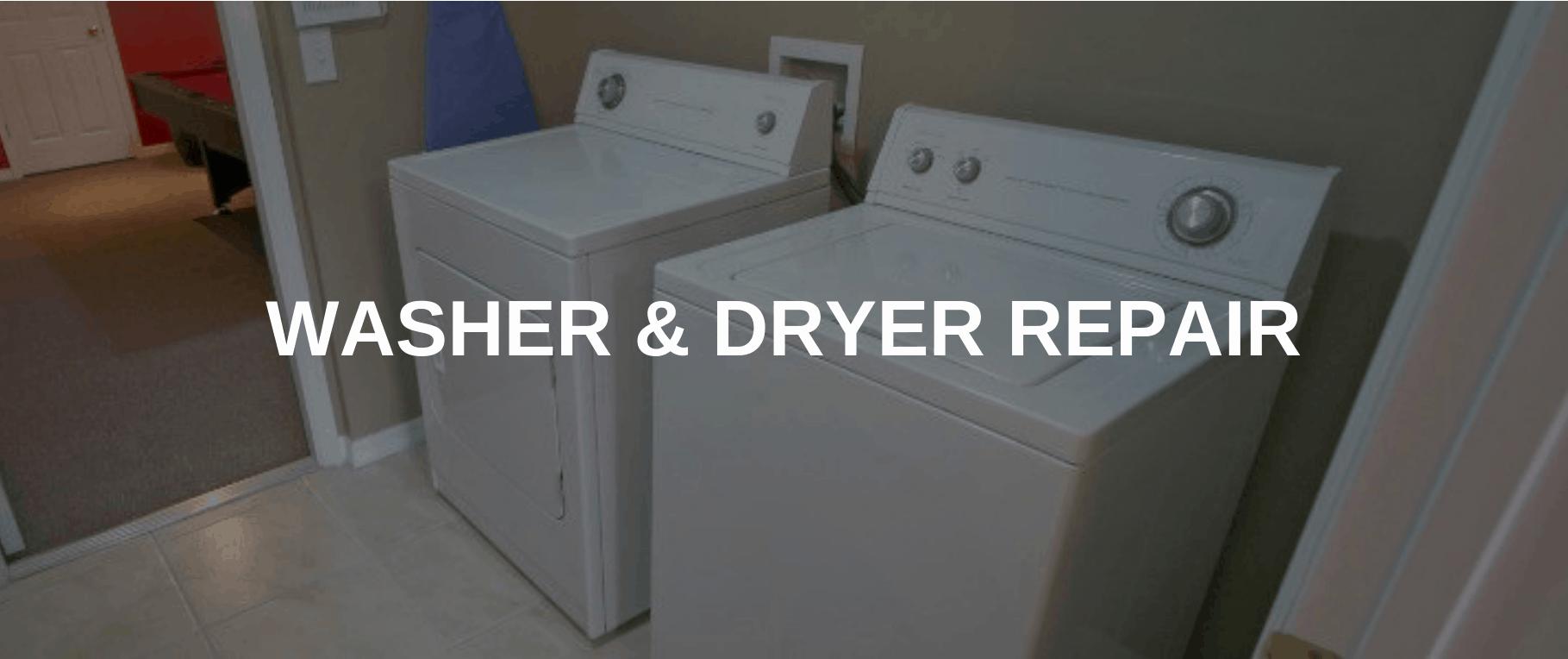 washing machine repair elizabeth